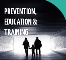 Prevention, Education & Training